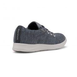 Merino Schuhe Grau Sneaker